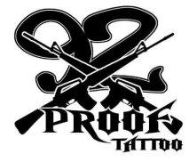 92 Proof Tattoo