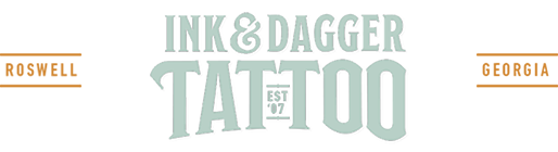 Ink and Dagger logo
