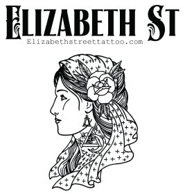 elizabeth st tattoo 5x7 aftercare front