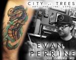 Evan Perrine
