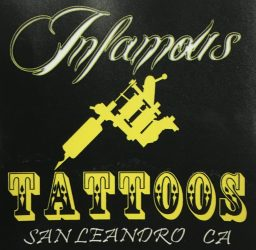 Infamous Tattoo
